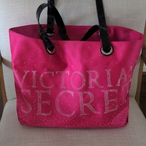 VICTORIAS SECRET PINK set FLORIDA GATORS BOOK BAG TOTE BEACH /& KNEE HIGH SOCKS